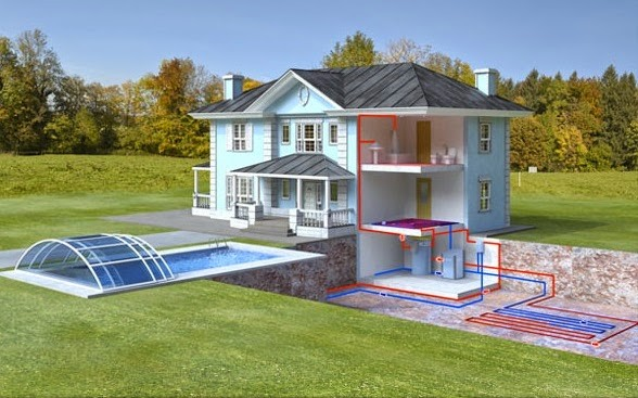 Geothermal Heating and Cooling Cost 2018: Pros & Cons, Comparisons