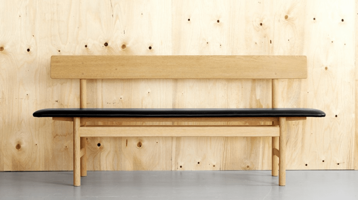 10 easy pieces modern wooden benches