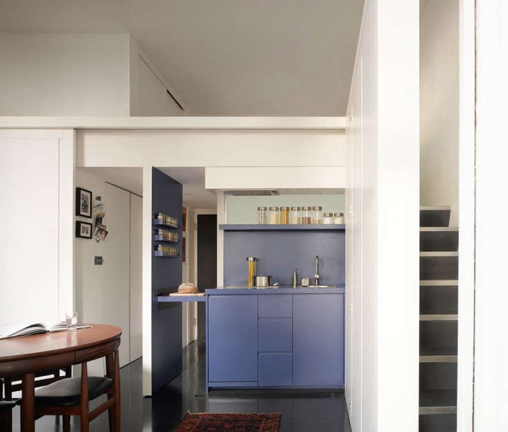 One Room Living A Shape Shifting Studio Apartment In