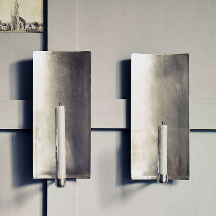 10 Favorites: Wall-Mounted Candleholders as Mood Lights ... on Wall Mounted Candle Sconce id=66827