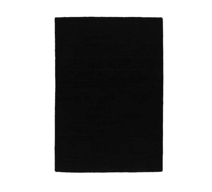 10 Easy Pieces Black Low Pile Area Rugs Remodelista