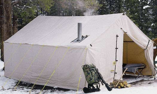 Cabelas Outfitter Wall Tents By Montana Canvas Remodelista