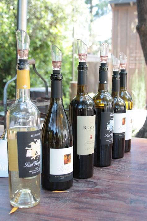 Restaurant Visit Winery Tasting Room Roundup Remodelista