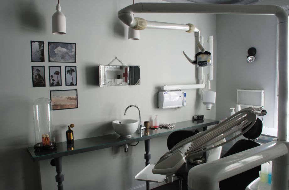 Dental Decor In Paris Le Cabinet Dentaire De Graldine By