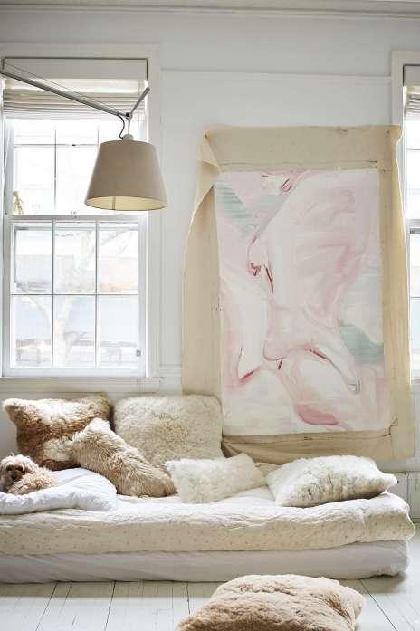 Textiles para el relax