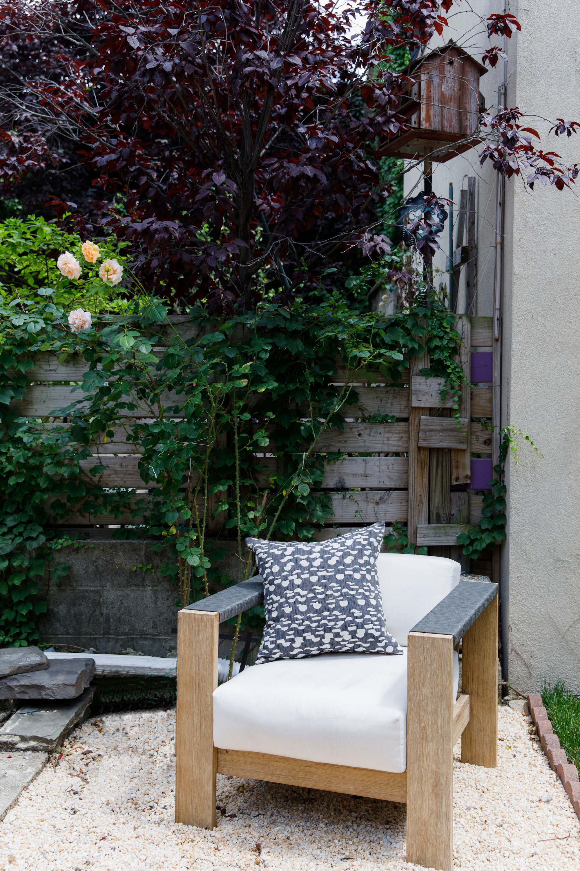 montpelier 4 pc wood patio furniture set