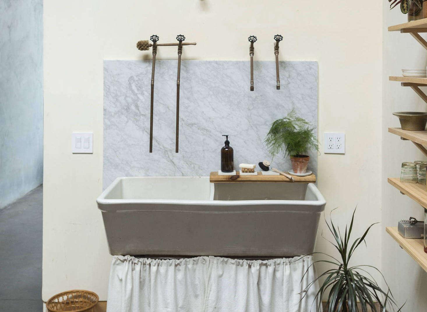 sink skirt revival 16 fresh examples