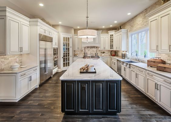 28 antique white kitchen cabinets ideas in 2019 remodel on best colors for kitchen walls id=15491