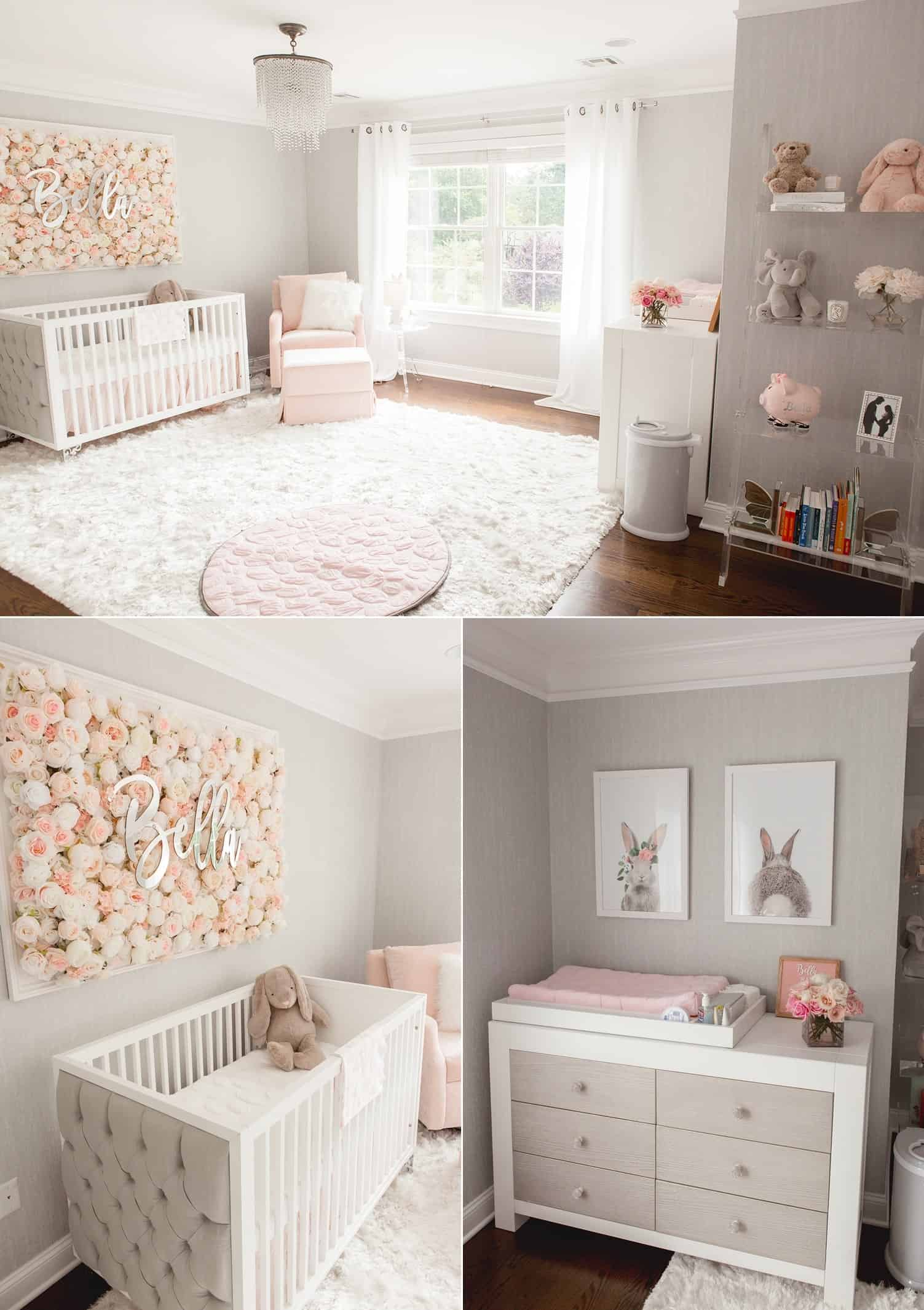 Baby Girl Bedroom Ideas - Remodel Or Move on Girls Room Decoration  id=17754