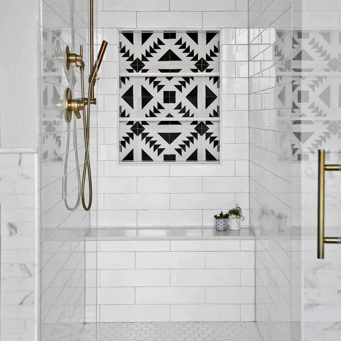 22 shower tile ideas remodel or move