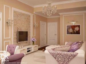 Дизайн интерьера квартиры Севастополь