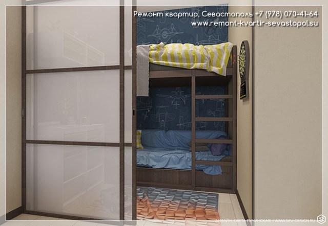 Дизайн квартиры недорого