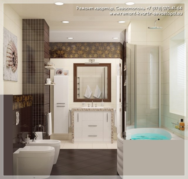 Дизайн узкой квартиры фото