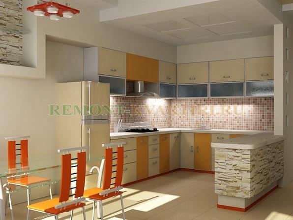ремонт квартир п44т фото кухни
