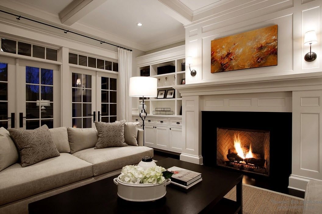 Family Room Decor Houzz