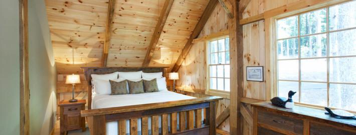 дизайн деревянного дома 3