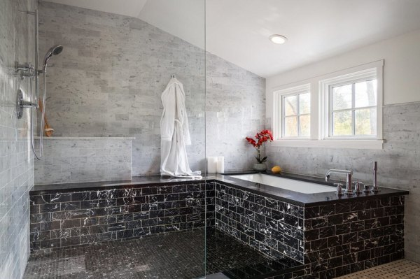 100 лучших идей ванной комнаты с душевой кабиной на фото