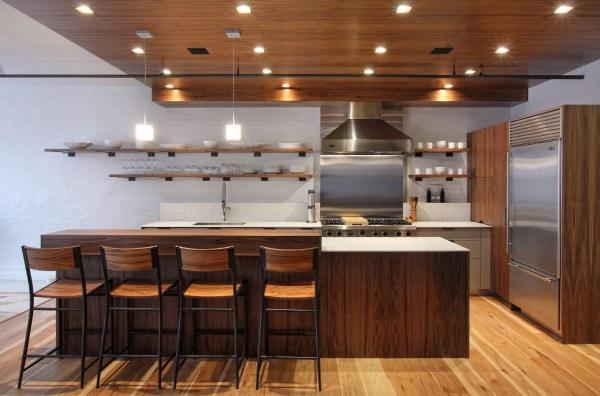 Дизайн Кухни 2018 года: 100 современных идей на фото