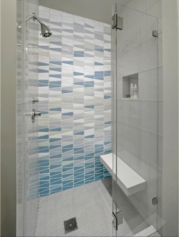 100 лучших фото идей: модная плитка для ванной комнаты ...