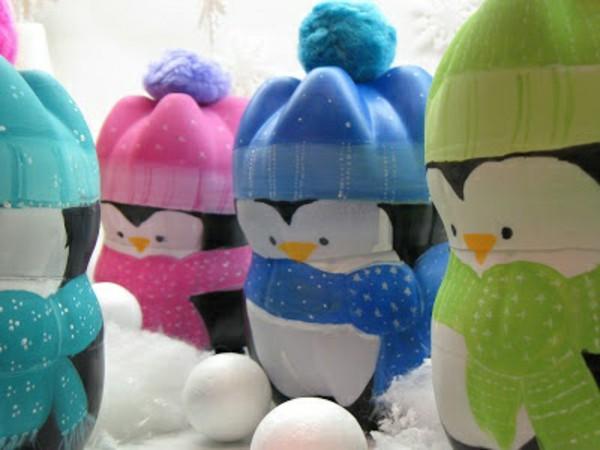 Penguin terang.