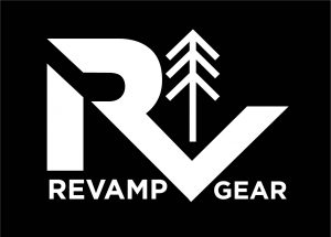 revamp gear front pack logo