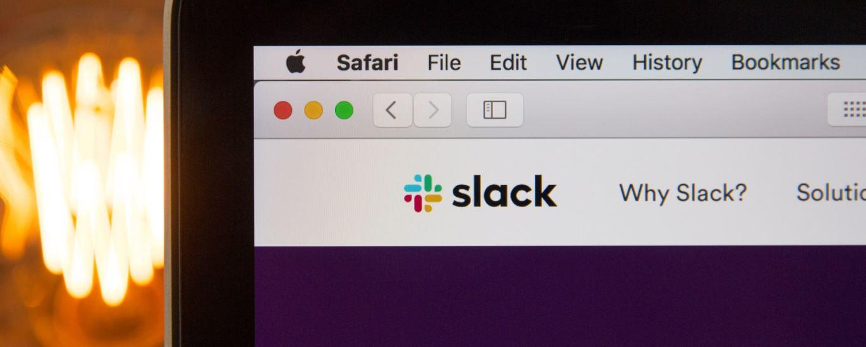 Usare Slack