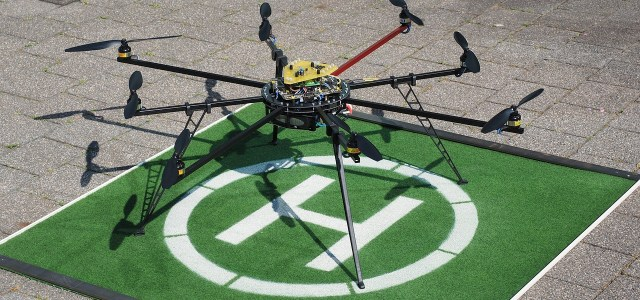 Drone Helicopters