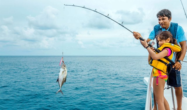 Image result for the maldives fishing