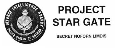 The CIA Star Gate Remote Viewng program