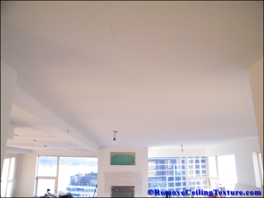 Concrete Ceiling finishing in Vancouver, BC