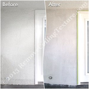 Stucco can often look dated. For a quick makeover, we can smooth your exterior walls.