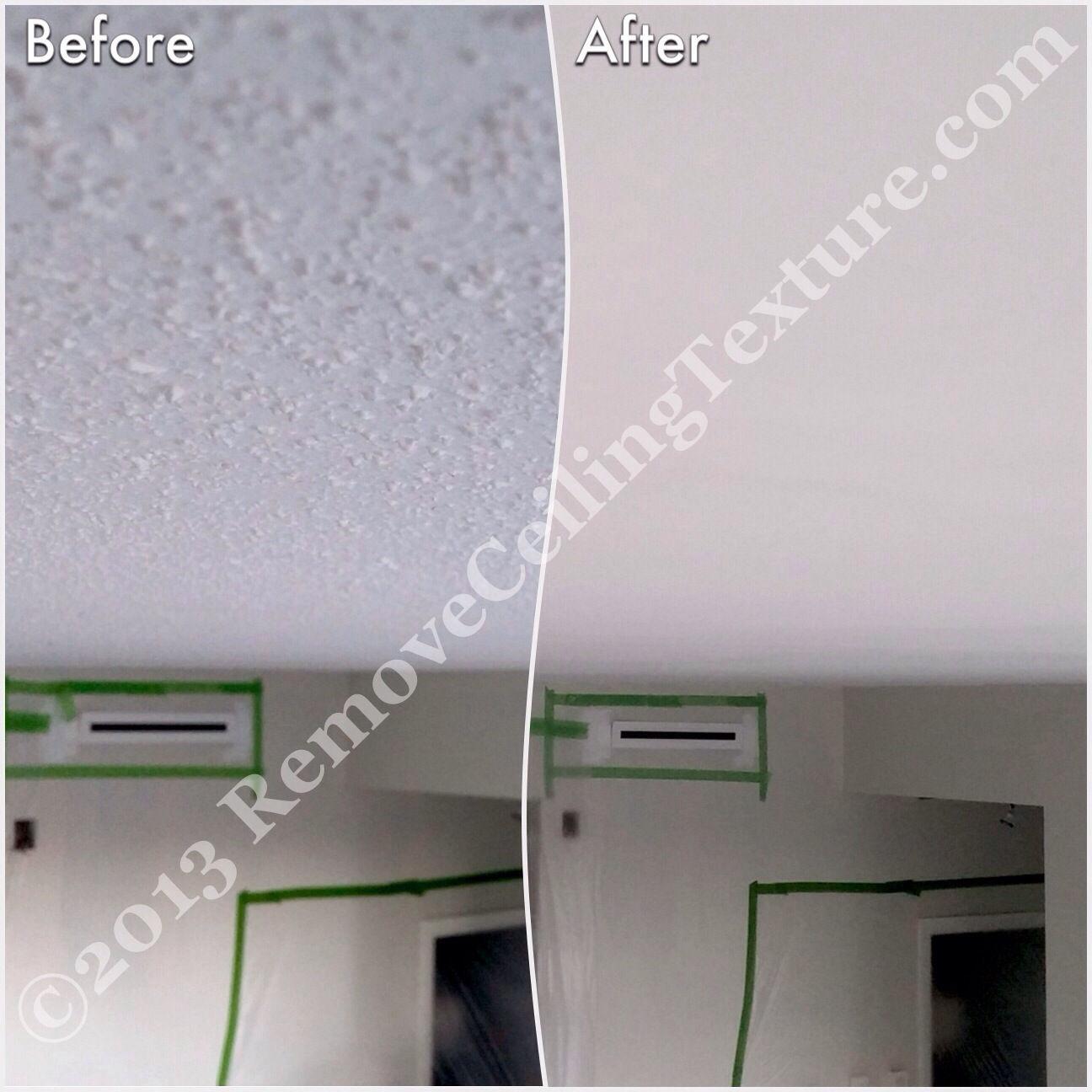 Cost To Remove Asbestos Popcorn Ceiling Popcorn