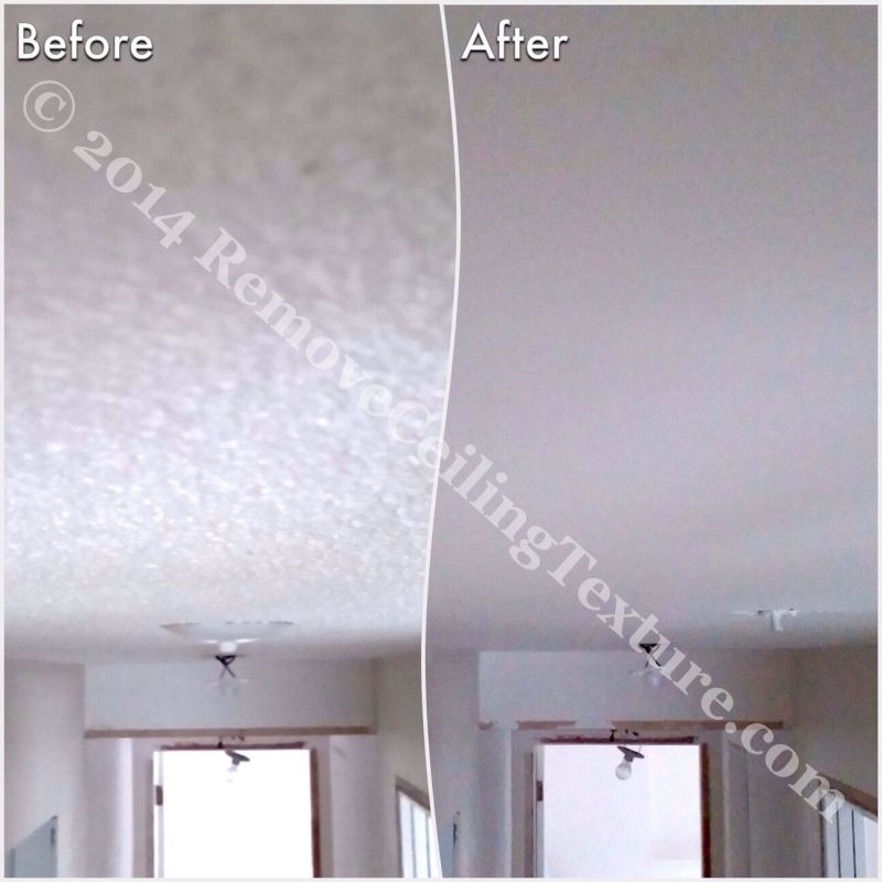 Textured Ceiling Asbestos Removal Cost
