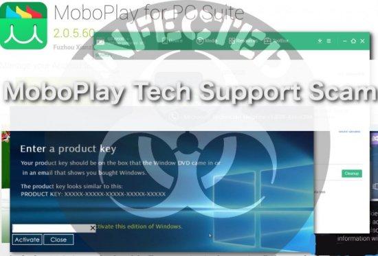 löschen MoboPlay Virus