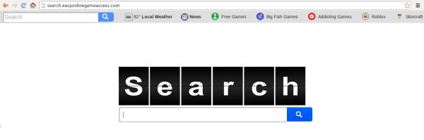 Search.easyonlinegameaccess.com