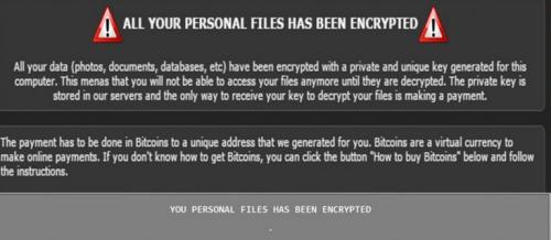 Secure2017@tuta.io Ransomware