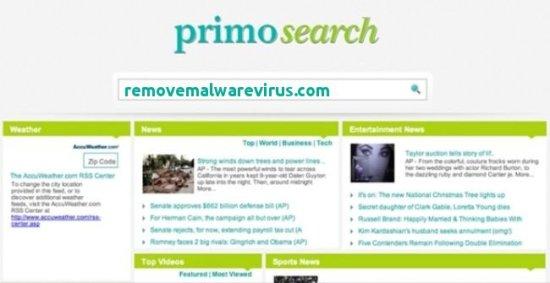 Elimina primosearch.com