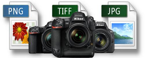 Nikon récupération de photos