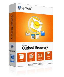 Systools Outlook Password recovery