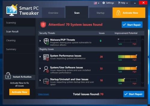Smart PC Tweaker