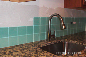 Kitchen Backsplash Necessary wonderful kitchen backsplash necessary install glass mosaic tile