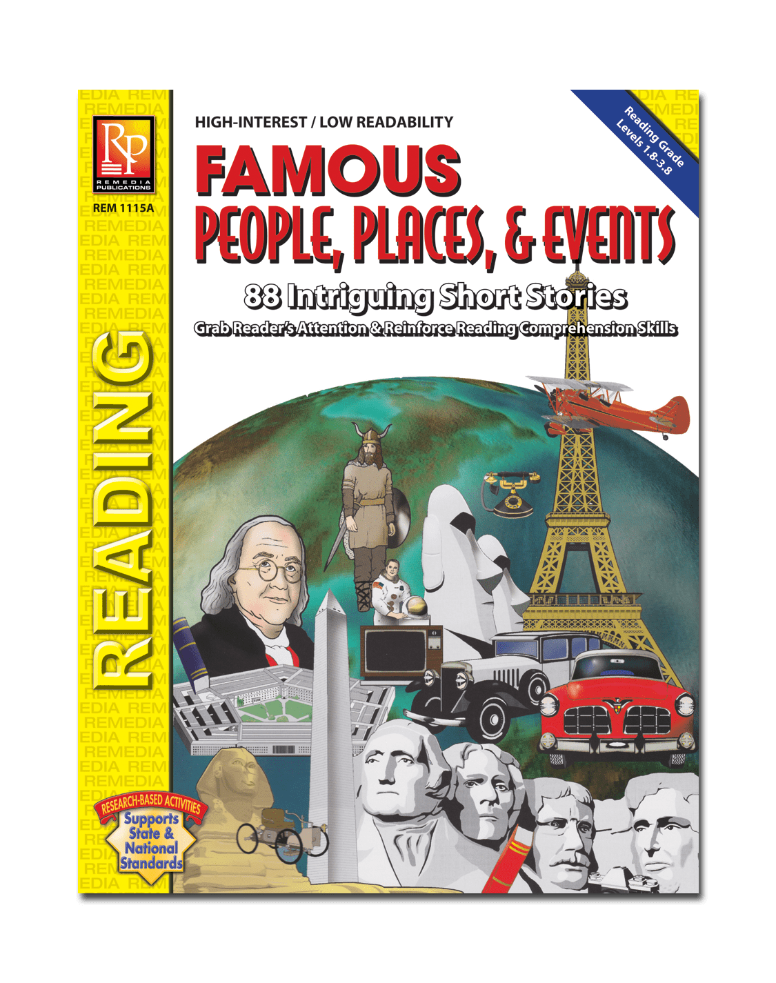 Famous People Places Amp Events