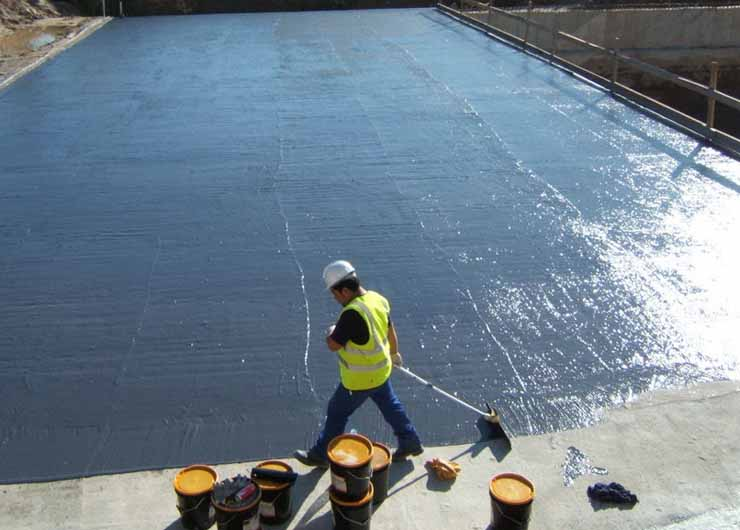Liquid Waterproofing Membrane