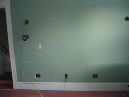 fishing electrical wire through walls ceiling | www.Gradschoolfairs.com