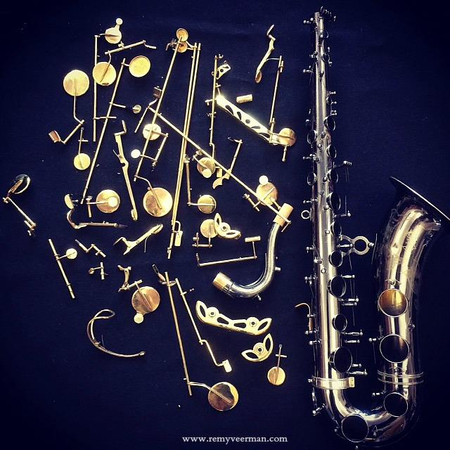 saxofoon revisie kopen amsterdam