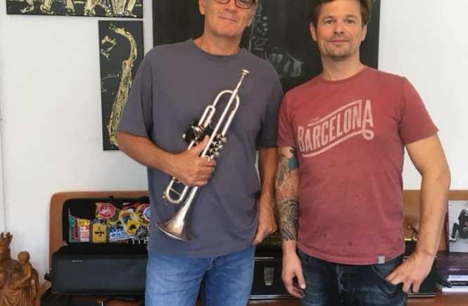 Kurt Ramm at Charlie's Muziek