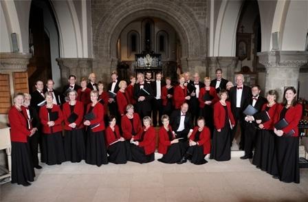 The Renaissance Choir shows versatility