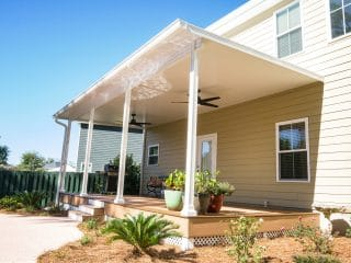 disadvantages of an insulated patio roof