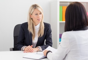 Bringing up salary in interview