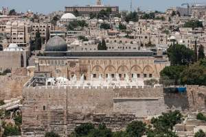 Masjid al-Aqsa will forever be ours